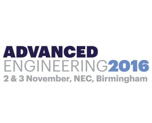 Advanced Engineering Show 2016 logo