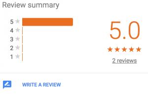 The Importance of Google Reviews - Pallant Digital