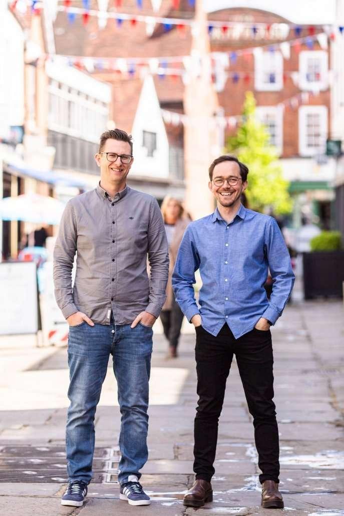 Ben and Simon Pallant Digital